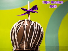 Triple Chocolate Apple