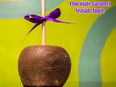 Chocolate Caramel Sea Salt Apple