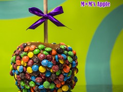 M&M Apple