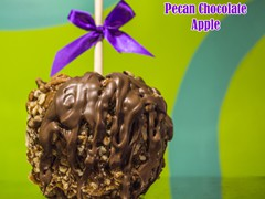 Pecan Chocolate Apple