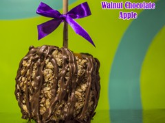 Walnut Chocolate Apple