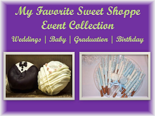 My Favorite Sweet Shoppe - Event Collection